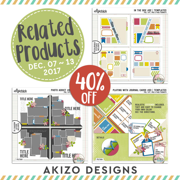 Related Products Sale by Akizo Designs