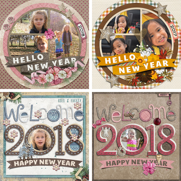 Layout Sample of Titled 19 | Templates