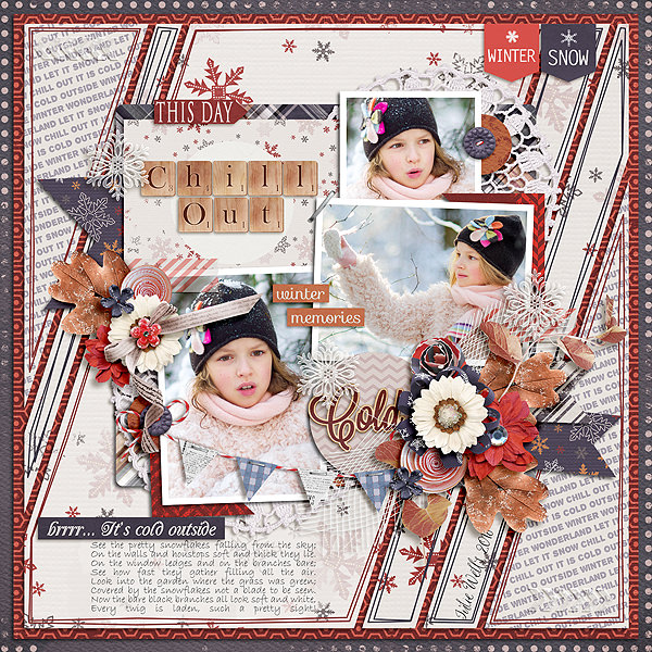Layout Sample of Paper Play 29 | Templates