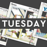 $2 Tuesday – Titled 07 – Paper Play 08 – Playing With Confetti 04 | Templates