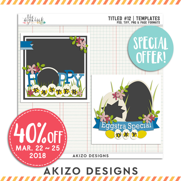 Titled 12 | Templates by Akizo Designs
