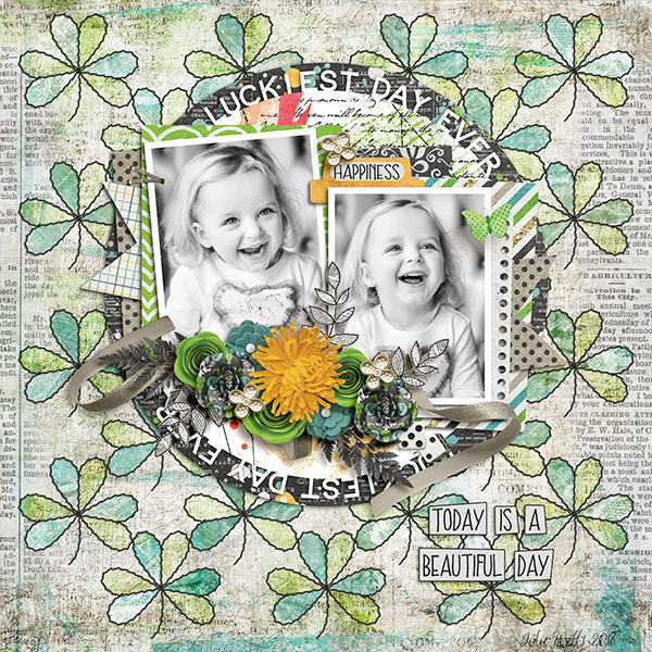 Layout Sample of Titled 21   Templates