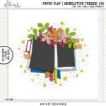 Newsletter Freebie – Paper Play 10