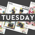 $2 Tuesday – Titled 13 – Paper Play 13 – Ordinary Day   Quickpages