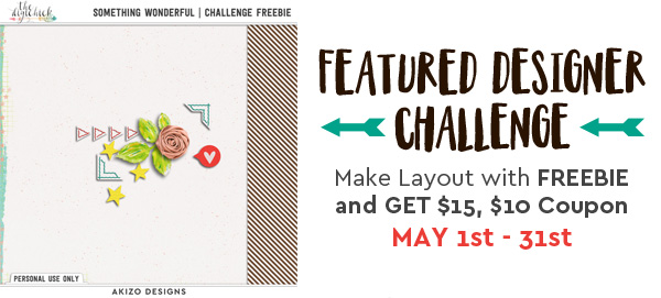 Featured Designer Challenge