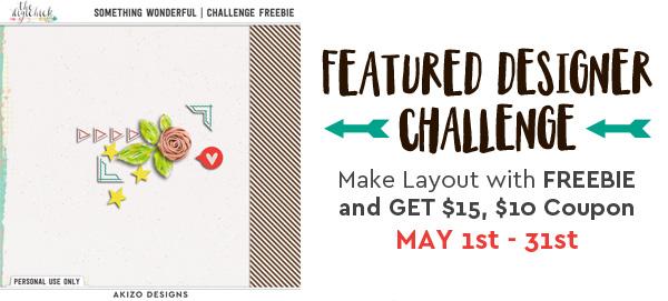 Featured Designer Challenge
