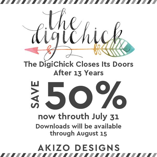 The DigiChick closing sale