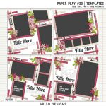 New – Paper Play 30 | Templates