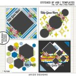 New – Stitched Up 08 | Templates