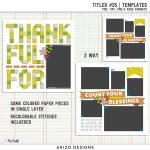 New – Titled 25 | Templates