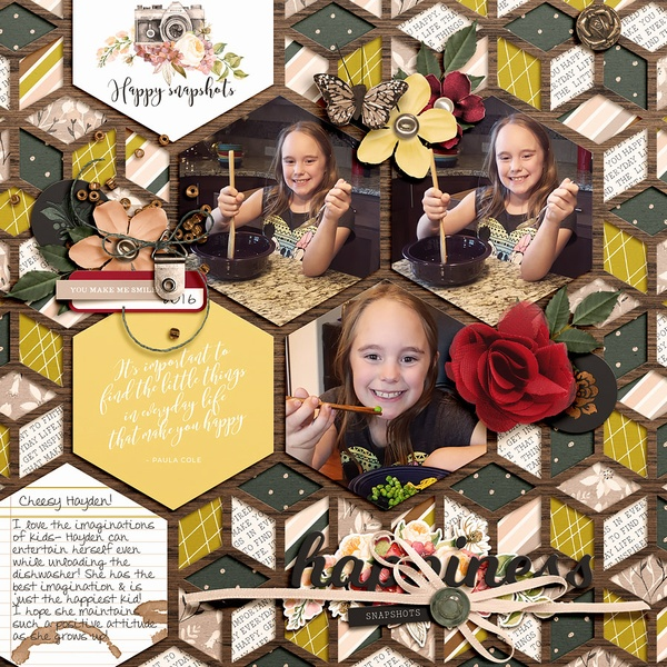 Layout Sample of Paper Play 31 | Templates