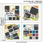 New – In The Box #03 | Templates