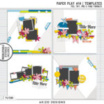 New – Paper Play #14 | Templates