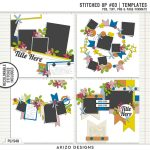 New – Stitched Up #03 | Templates