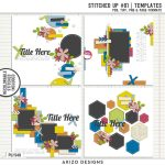 New – Stitched Up #01 | Templates