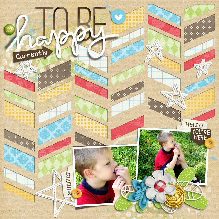 Layout Sample of Paper Play 10 | Templates