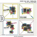 Pennysaver – Paper Play 05 | Templates