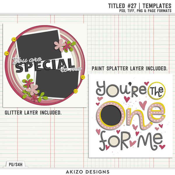Titled 27 | Templates by Akizo Designs