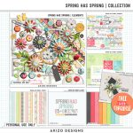 New + Spring Has Sprung | Collection + FREE with Purchase