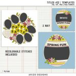 New – Titled 22   Templates – Happiest Celebration!