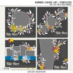 New – Summer Leaves | Templates