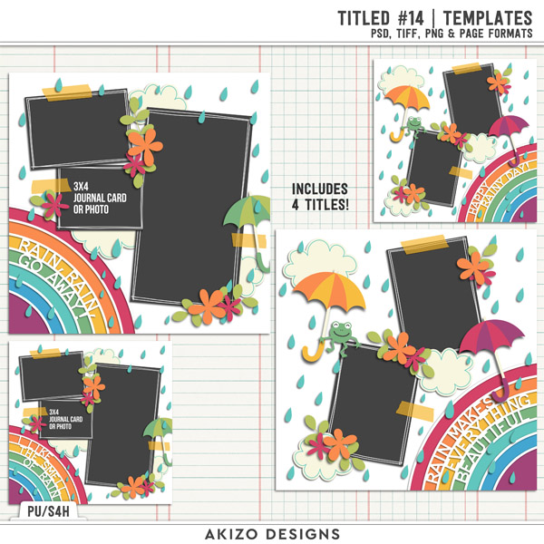 Titled 14 | Templates by Akizo Designs