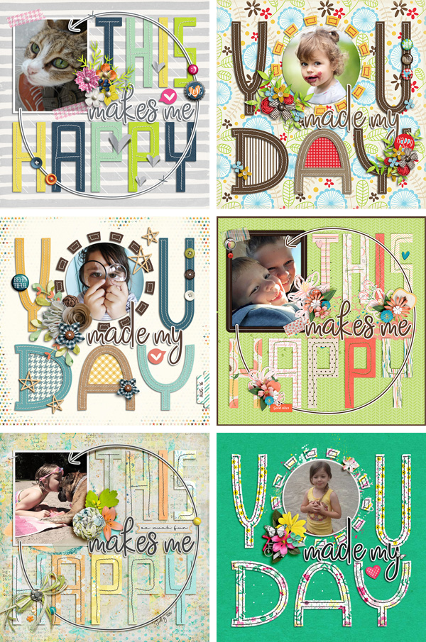 Layout Sample of Titled 29 | Templates