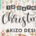 Last day – $2 – 12 Days of Xmas – Paper Play 21 | Templates