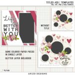 New – Titled 20   Templates