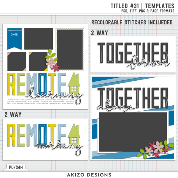 Titled 31 | Templates by Akizo Designs