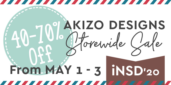 International Scrapbooking Day | Akizo Designs | Digital Scrapbooking