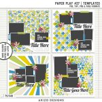 New – Paper Play 27 | Templates