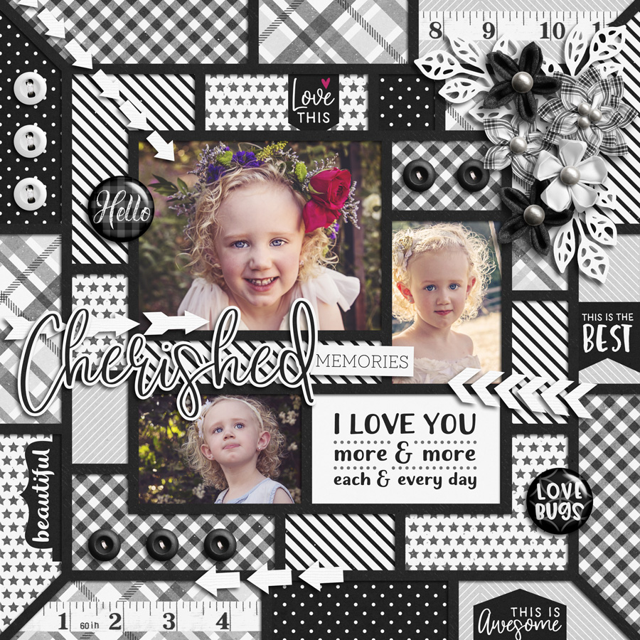 Layout Sample of Repacked 01 | Templates