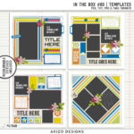 12th Birthday Bash – In The Box 06 | Templates