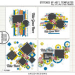 New – Stitched Up 07 | Templates