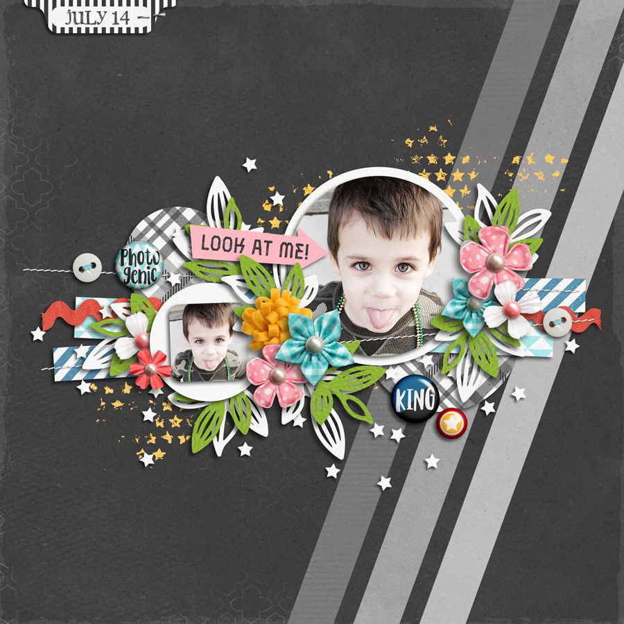Layout Sample of Repacked 04 | Templates