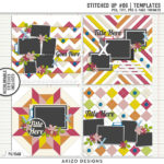 New – Stitched Up 06 | Templates