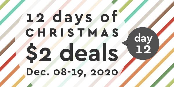 $2 - 12 Days of Xmas   Akizo Designs   Digital Scrapbooking