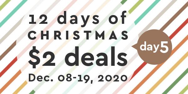 $2 - 12 Days of Xmas | Akizo Designs | Digital Scrapbooking