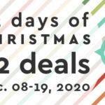 $2 – 12 Days of Xmas 2020 – Day 7