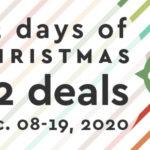 $2 – 12 Days of Xmas 2020 – Day 9