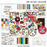 New – Time For Cake | Collection