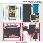 New – Paper Play 24 | Templates