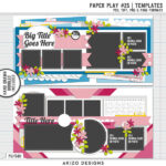New – Paper Play 25 | Templates